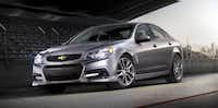 The 2014 SS is Chevrolet's first rear-wheel-drive performance sedan in 17 years.