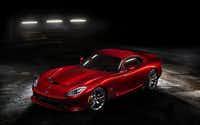 Chrysler's 2013 SRT Viper GTS joins a beefy lineup at the Dallas Auto Show.