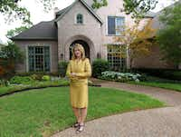 "It's really amazing how fast things are coming back,"" said Carol Schacherl, a new agent with Dallas' Ebby Halliday Realtors, at a North Dallas home on the market. She formerly worked in the mortgage business."