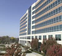 The Tower 2600 office building in Richardson's Telecom Corridor is being offered for sale by Champion Partners, which bought the building in 2010.