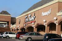 Tom Thumb, which is owned by Safeway, won't go away, as Albertsons is likely to maintain Safeway's brands, though individual stores may be sold.Photos by David Woo  -  Staff Photographer
