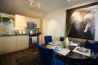 Rents at the Continental will range from about $1,100 to around $2,300 a month. There are 40 floor plans.