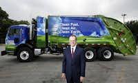 Greg Roemer owns Community Waste Disposal Inc.