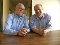 David Lake and Ted Flato