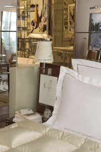 A suite at Le Royal Monceau.