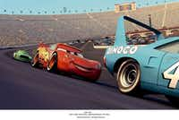 "Lightning McQueen in ""Cars""File  - Pixar"
