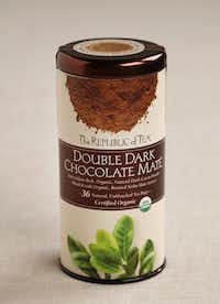 The Republic of Tea Double Dark Chocolate Mate