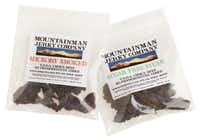 Mountainman Jerky Co. - How about a jerky so good — so flavorful and just-right chewy — that even jerky-aversives love it? Owner-smoker Chris Akerman says kids are his No. 1 customer group. He's also teaming with fellow artisanal producer Sadie B Foods to make a Jamaican jerk jerky this spring.