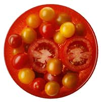 Summer Tomatoes.