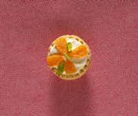 Honey Orange Cheesecake TartEvans Caglage - Staff Photographer