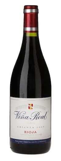 Panel Pick: Viña Real Plata, Crianza, Rioja, SpainEvans Caglage  -  Staff Photographer