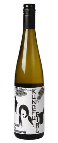 Kung Fu Girl Riesling 2012, Washington. $10.99 to $11.99; widely available. This Columbia Valley riesling is a great value from Charles Smith Wines, the panel said.