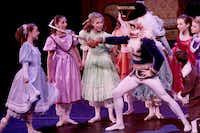 "\Ballet Ensemble of Texas will perform ""The Nutcracker"" Nov. 28-29, 2009, at Coppell High"