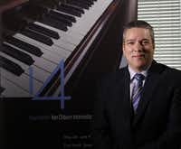"""Cliburn president and CEO Jacques Marquis says four piano competitions """"are like the Grand Slam of tennis: the Chopin, Tchaikovsky, Brussels and Cliburn."""""""