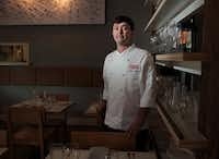Michael Ehlert is a chef at Campo Modern Country Bistro.