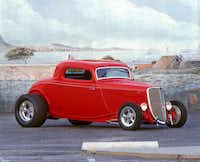 More than 2,000 hot rods, customs, classics and muscle cars on display at Goodguys 20th Lone Star Nationals at the Texas Motor Speedway from Oct. 5-7, 2012.
