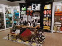 Hallmark's new boutique chain, dubbed HMK, is a jam-packed gift shop that also offers custom color selection, monogramming and personalization on nearly all merchandise.SUPPLIED - SUPPLIED