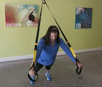 Mallory Mansour Dubuclet stresses that exercise is key to a long life.