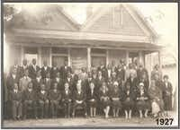 "In 1927, the year it was formed, the Southern Bible Institute was called  the Dallas Colored Bible Institute. Its goal was to serve  ""the Negro of the South."""