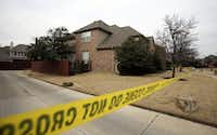 Frisco police were called to a Mountain View Lane home on Wednesday on a welfare call.