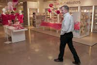 """J.C. Penney CEO Ron Johnson admitted to making """"some big mistakes"""" last year and took responsibility for the company's 25 percent sales decline and losses of almost $1 billion."""