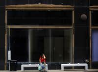 More than 30 percent of downtown Dallas retail space is still empty.