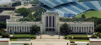 6. Hall of State, Fair Park (1936): The most regal of all the buildings of Fair Park, a joint production in the modern-classical style of the Depression years. The Centennial Exhibition, for which it was the centerpiece, established Dallas at the very top of the Texas urban hierarchy.