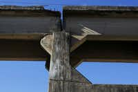 Oncor hasn't yet developed a plan for the demolition of the bridge, said Megan Wright, a company spokeswoman.