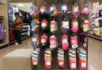 Kroger is devoting 5,000 square feet of the 124,000-square-foot store to adult and children's clothing, shoes and accessories.
