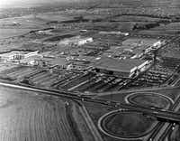 7. NorthPark Center (1965): In the 1960s, Dallas abandoned its center for the suburbs, and no building better epitomized that move than this handsome, modern shopping mall, with its gracious, light-filled design and sculpture program administered by its developer, Raymond Nasher.