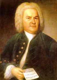 J.S. Bach\