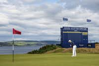 Castle Stuart  is a classic bump-and-run, seaside links course stripped back to the game's pastoral roots.
