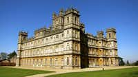 """Highclere Castle, acquired by the Carnarvon family in 1679, attracts legions of """"Downton Abbey"""" fans."""