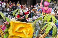 Mobile, Ala., claims to have the oldest Mardi Gras parade celebration in the U.S.