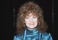 """FILE - This March 20, 1982 file photo shows actress Eileen Brennan in Los Angeles. Brennan's manager, Kim Vasilakis, says Brennan, who is best known for playing Capt. Doreen Lewis in """"Private Benjamin,"""" died Sunday, July 28, 2013, in Burbank, Calif., after a battle with bladder cancer. She was 80. (AP Photo/Doug Pizac, File)Doug Pizac - AP"""