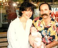 Patty Feinstein (left) and Jeff Feinstein opened Cotton Island three years before their daughter, Lauren, was born in 1986.