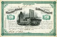 Certificates like ones from the Brooklyn Elevated Railway Co. are treasured for their palpability amid electronic solemnity.