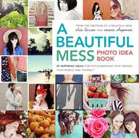 """A Beautiful Mess Photo Idea Book"" by Elsie Larson and Emma Chapman"