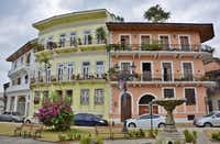Visitors wanting more localized accommodations can find them in Casco Viejo, the old-town district of Panama City.Michaela Urban -  Michaela Urban