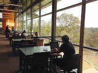 Patrick Heath Public Library is worth a look for its environmentally friendly building practices.Ramona Flume  -  Special Contributor