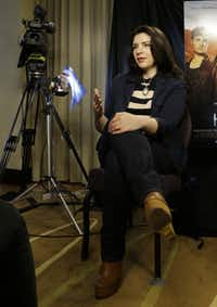 """Stephenie Meyer, author of the """"Twilight"""" saga, wrote """"The Host"""" as an escape from editing of one of the books in the popular vampire series. The movie adaption of """"The Host"""" premieres Friday."""