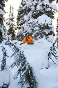 Be prepared for a Revy bevvy - not an apr?s-ski drink but a mouthful of powder at Revelstoke Mountain Resort.