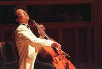 'My father started teaching the Bach suites to me when I was 4-years-old,' Yo-Yo Ma says.