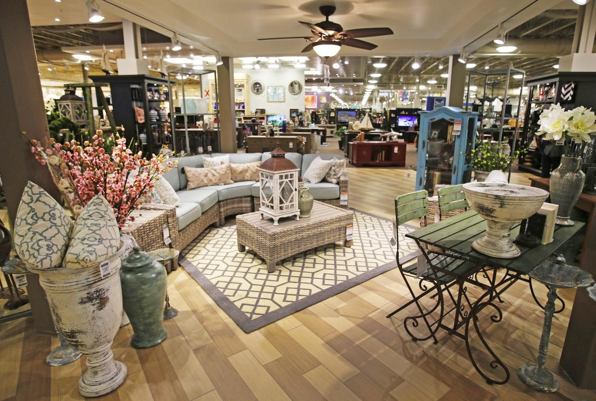 Nebraska Furniture Mart What it is and how to survive it