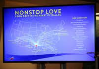 When the Wright amendment fades away, Southwest Airlines will add nonstop service to 15 cities from Love Field.
