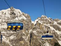 Heated chairlifts add warmth and comfort to the experience in Stubai.Michaela Urban - Michaela Urban