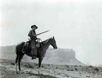 MOVIE: THE SEARCHERS - 1956 / John Wayne