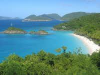 St. John's in the U.S. Virgin Islands is a paradise for snorkeling.