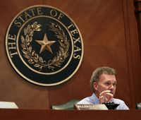 Rep. Joe Pickett, D-El Paso, called a House committee hearing last week in Austin that was apparently the first time officials from state agencies had gathered in one place to discuss explosive fertilizer in Texas communities.