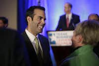 """We will be making an announcement soon"" was as much as George P. Bush would say Tuesday night about his pending political campaign."
